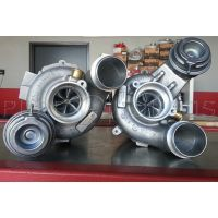 S63 Stage 1 Upgrade Turbos